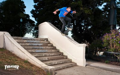 Pro skateboarder Brian Anderson recently became the first major skateboarder to publicly announce his homosexuality.