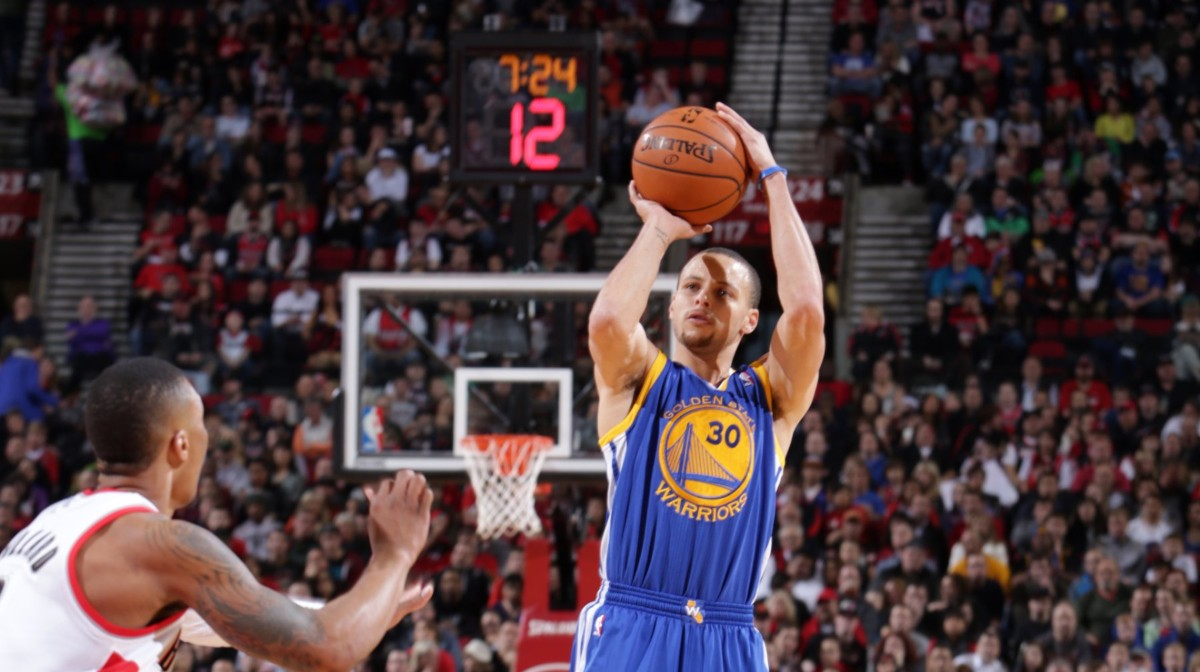 0aadcfa11 Stephen Curry s new playing style popularized in the NBA – The Campanile